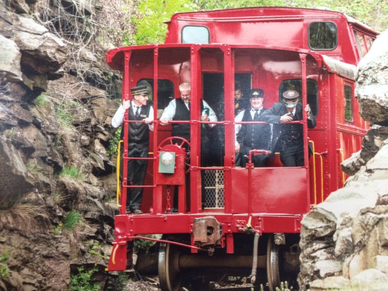 What IS a Caboose? | Essex Steam Train & Riverboat